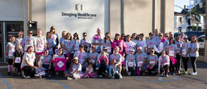 Imaging Healthcare Specialists Susan G. Komen