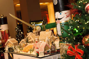 Holidays at The Fairmont San Jose