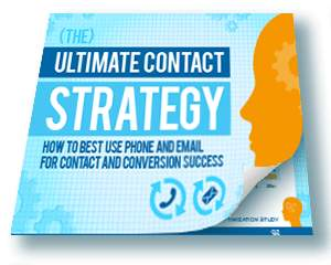 New Study: The Ultimate Contact Strategy for Inside Sales