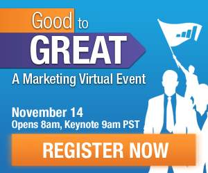 Good to Great: A Marketing Virtual Event