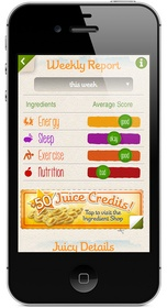 mhealth, corporate wellness, health 2.0, mobile health, social gaming, energy tracker app
