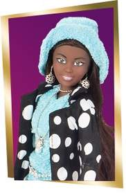 The Kenya(R) Doll Line at Family Dollar