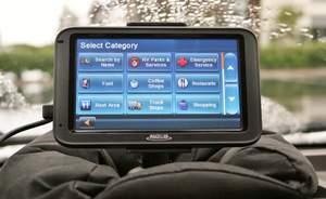 Magellan RoadMate RV 5365T-LMB GPS