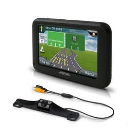 Magellan's RoadMate 5255T-LM GPS and award-winning Wireless Back-up Camera