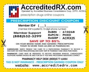 AccreditedRX.com