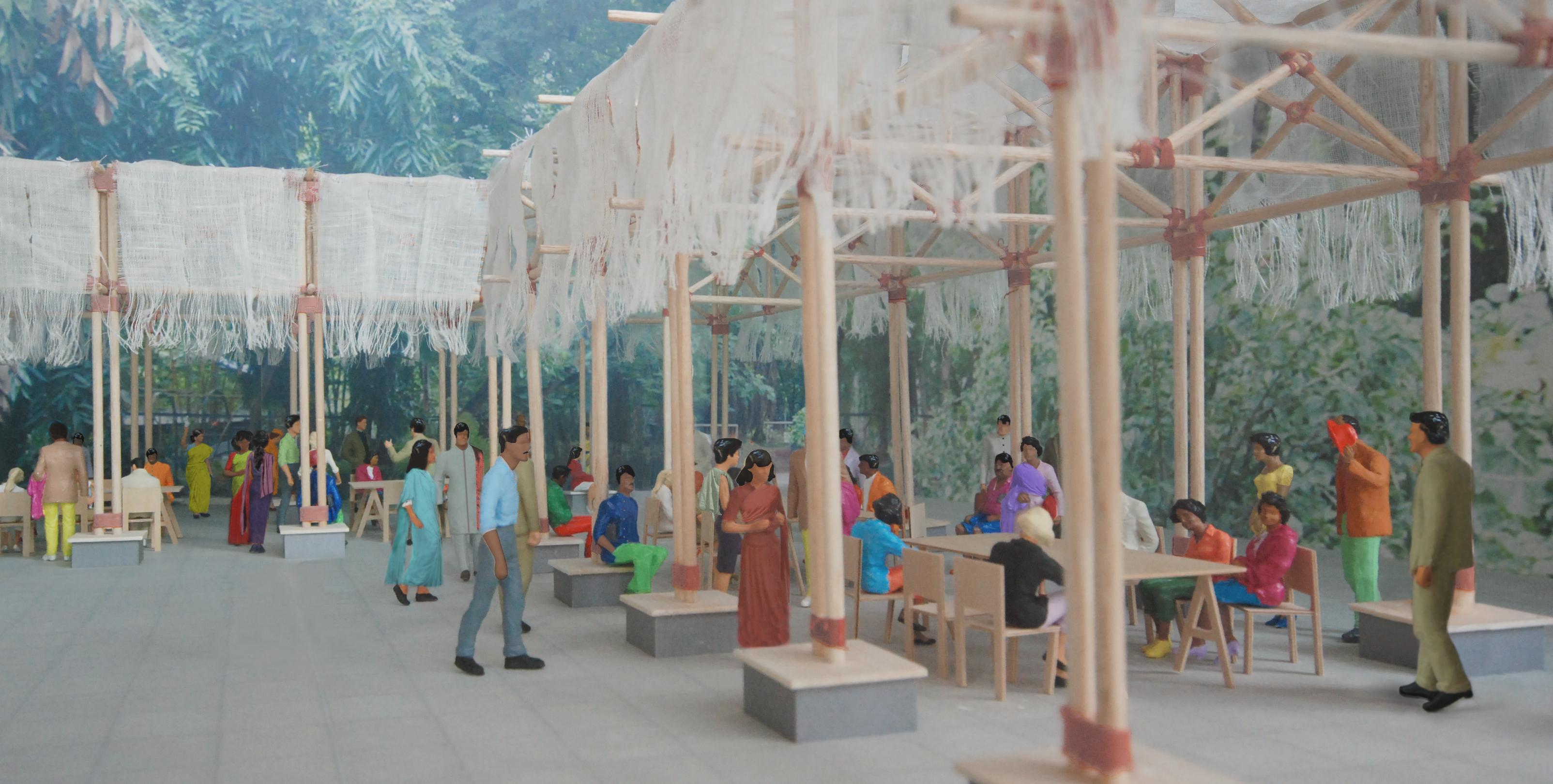 bmw guggenheim lab, achitecture, mumbai, urban design, urban life