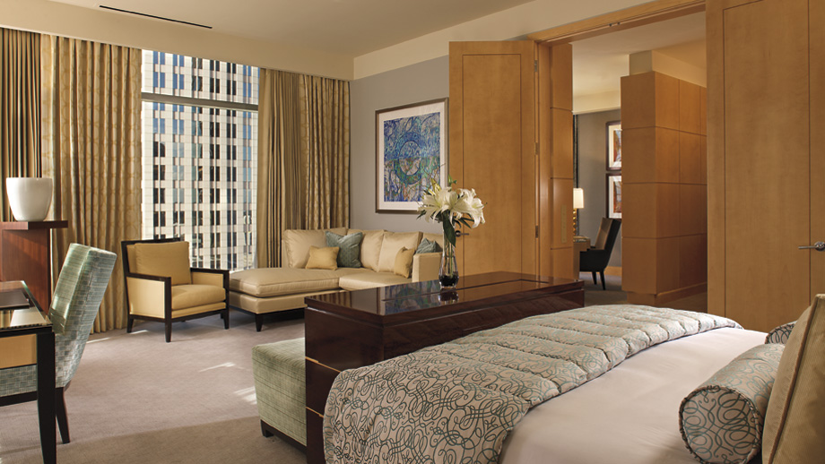 Luxury Charlotte Suites