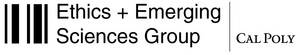 Ethics + Emerging Sciences Group