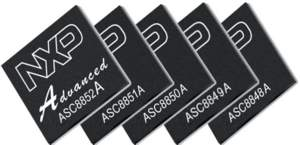 NXP Advanced ASC884xA and ASC885xA series
