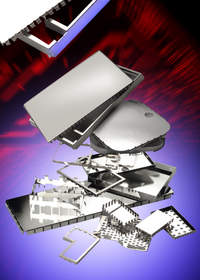 Stork Veco EMI/RFI Shielding Components