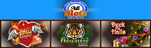 New mobile games from All Slots Casino