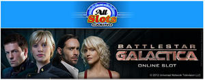 Battlestar Galactica online slot - new at All Slots Casino