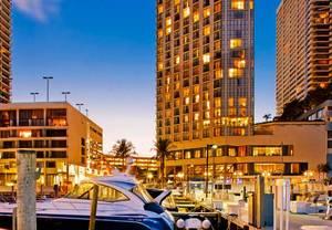 Hoteles en el centro de Miami