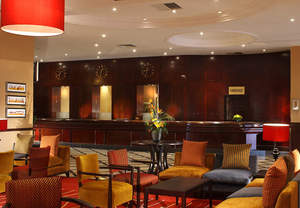 Hotel accommodation in Glasgow