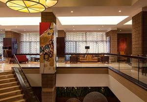 hotel is near Raleigh Durham International Airport