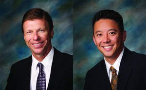 Dr. Thomas Clinch and Dr. Paul Kang - Eye Doctors of Washington