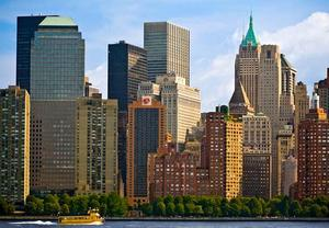 restaurants in financial district NYC