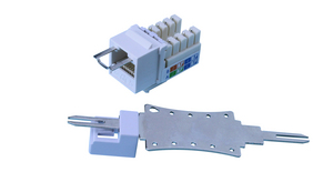 RJ45 networking port from CableWholesale