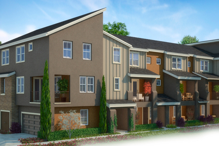 milpitas homes for sale, townhomes for sale The Rows