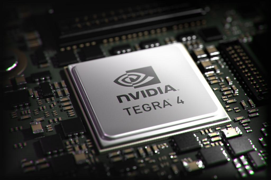 NVIDIA Tegra 4, fastest mobile processor, 4G LTE, GeForce GPU