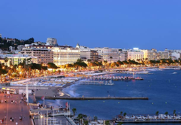 Cannes Hotels on la Croisette