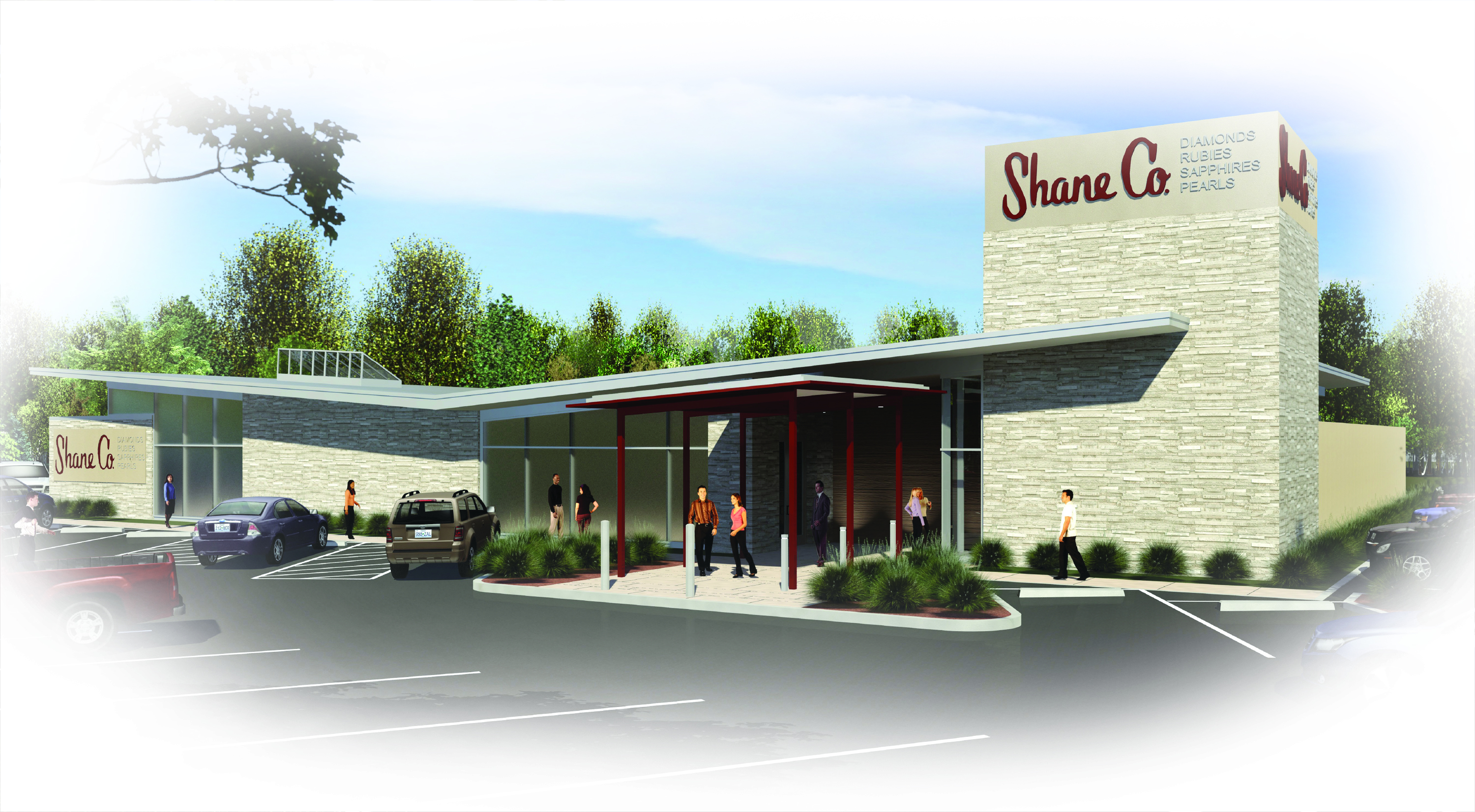 New Shane Co. St. Louis Store