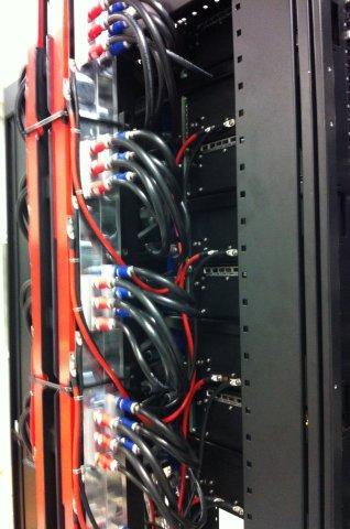 Eurotech, Aurora, cooling