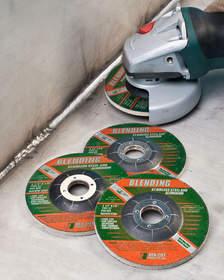 Rex-Cut(R) Type 27 Cotton Fiber Grinding Wheels