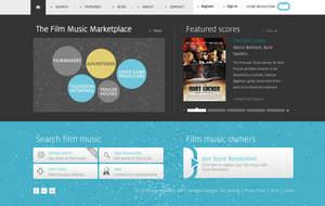 ScoreRevolution.com home page.