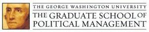 ORI; The George Washington Graduate School of Political Management