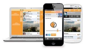 Swipp for iPhone, for web and mobile web