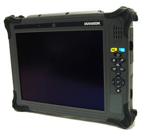 GammaTech Durabook TA10 rugged tablet