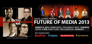 Future of Media - March 14 2013