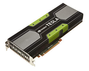 Tesla, GPU, accelerator, NVIDIA