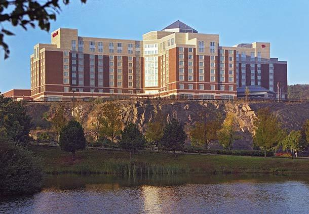Canton MA Hotels