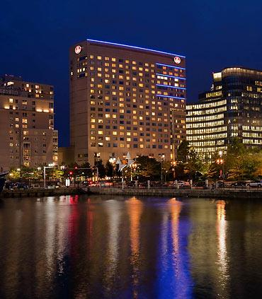 Luxury hotels Boston MA