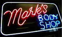 Mark's Body Shop
