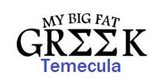 My Big Fat Greek Restaurant Temecula