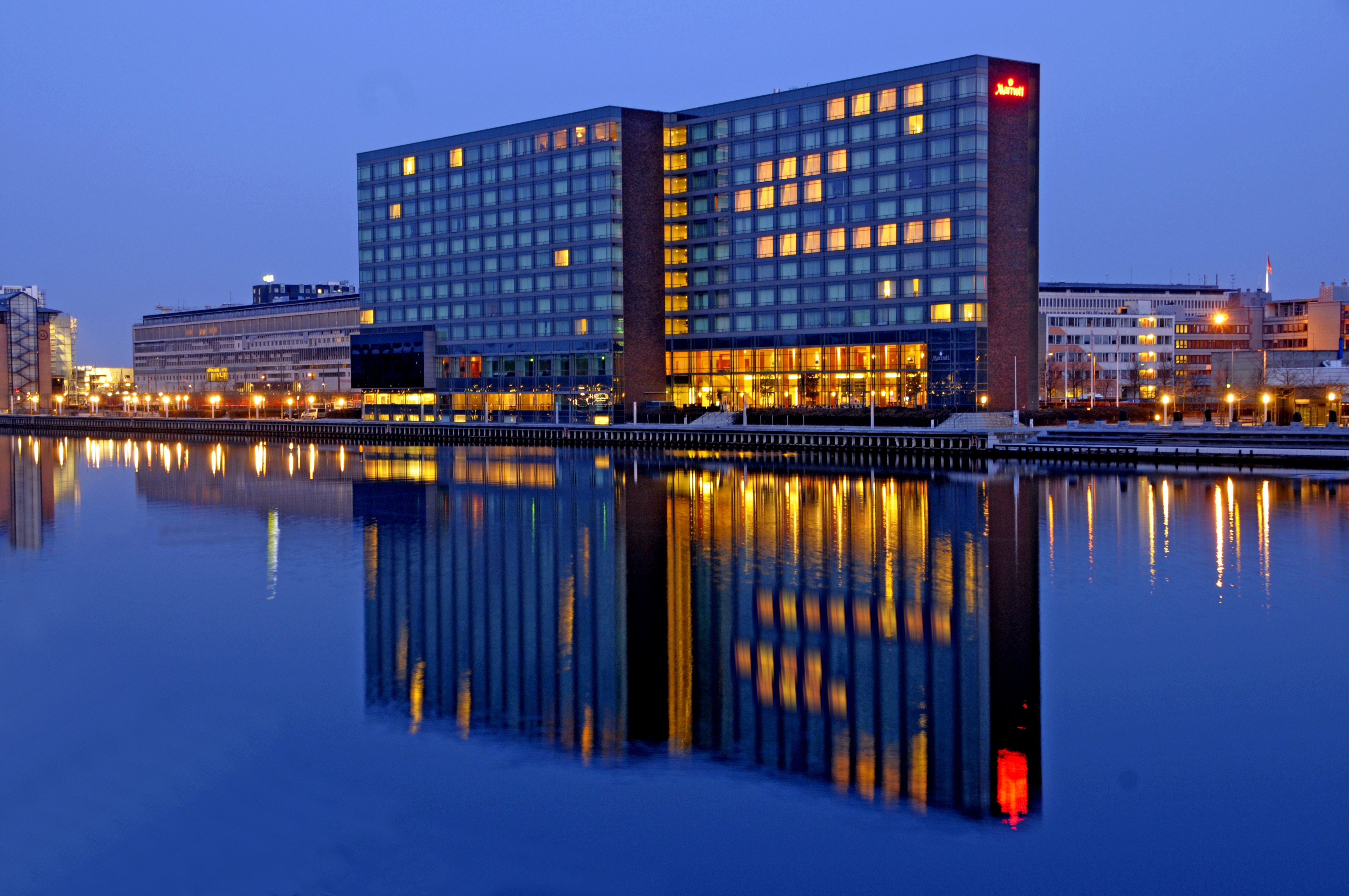 Luxury Copenhagen hotel