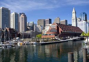 Hotels near Boston Harbor