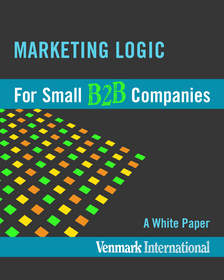 Marketing Logic for Small B2B Companies