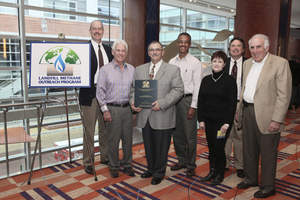 St. Landry Parish receives LMOP 2012 Project of the Year Award