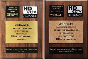 HD-CCTV Compliance Leadership Award