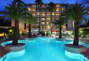 Luxury hotel in Antibes