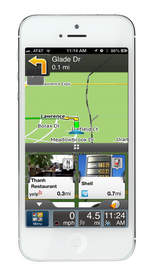 Magellan SmartGPS App for iOS