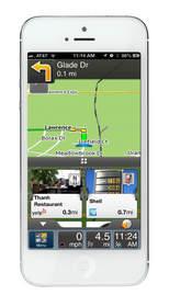 Magellan SmartGPS App for iOS