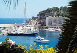 French Riviera Luxury Hotel