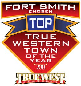 Fort Smith - Top True Western Town 2013