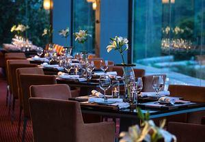 Mumbai five star hotel wins best italian restaurant honor for 5 star indian cuisine