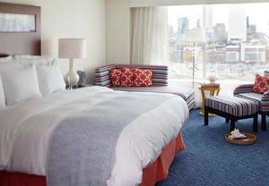 Luxury hotel in Boston MA